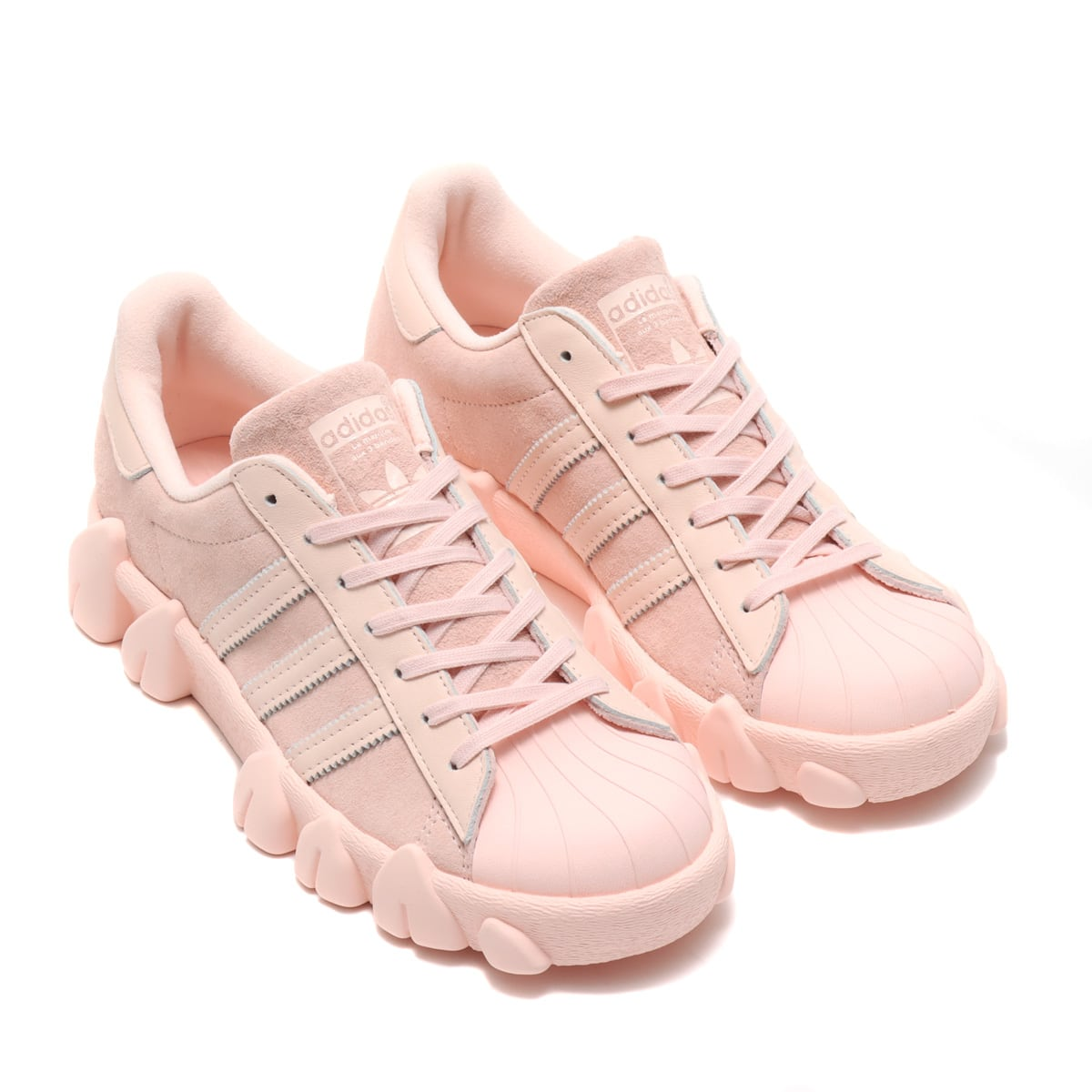 adidas Consortium SUPERSTAR80S AC ICEY PINK/ICEY PINK/FTWR WHITE 20FW-S_photo_large