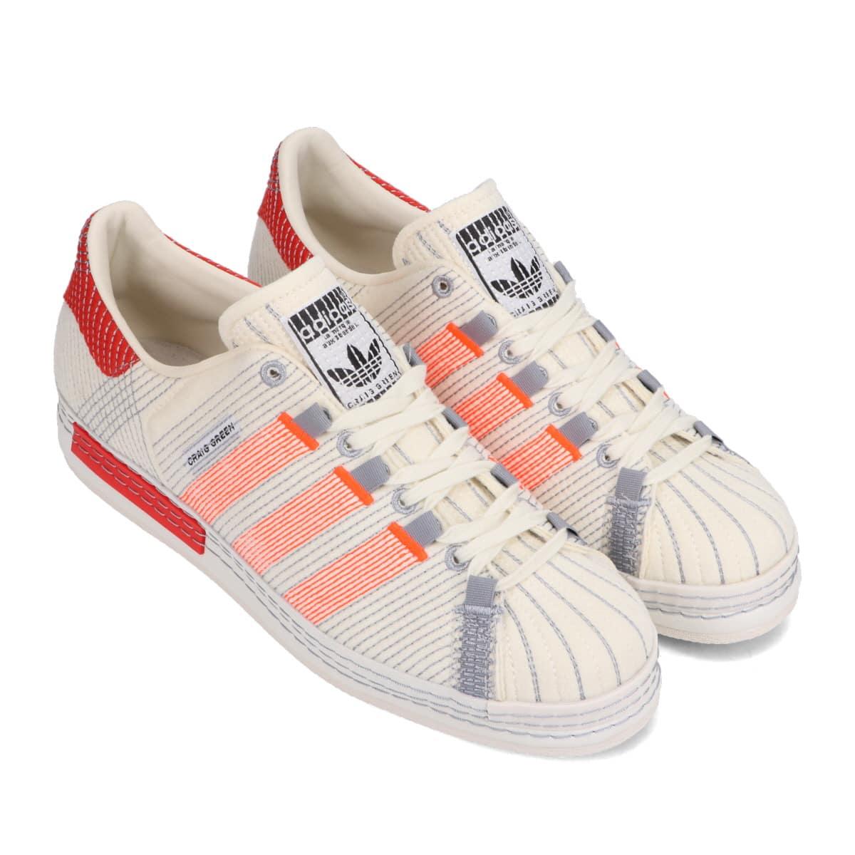 adidas CG SS OFF WHITE/BRIGHT RED/GREY THREE 20FW-S_photo_large
