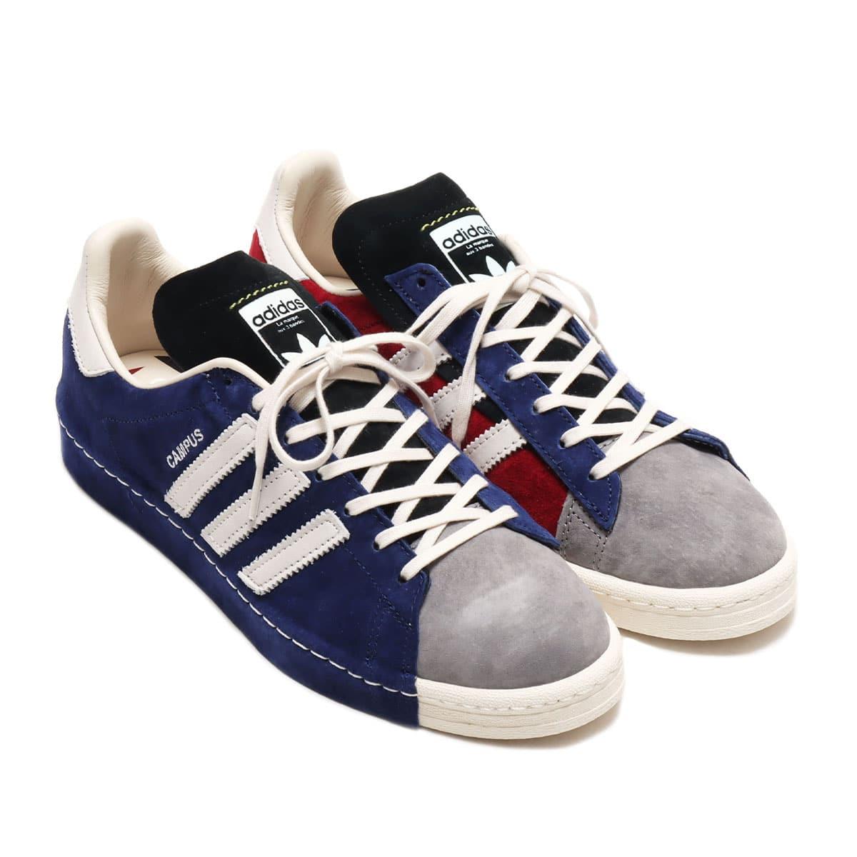 adidas CAMPUS 80S SH DARK BLUE/CHALK