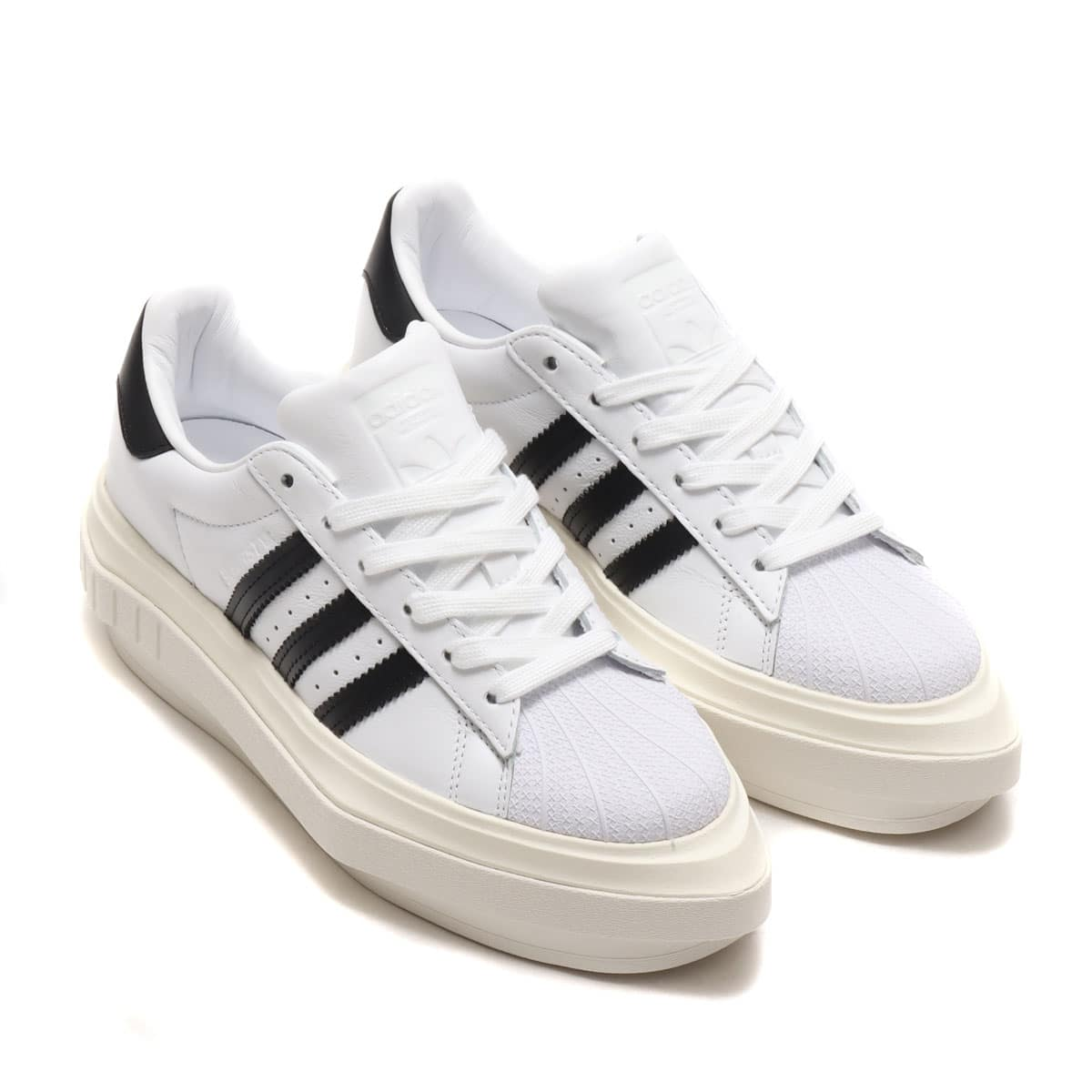 adidas BEYONCE SST FTWR WHITE/CORE BLACK/OFF WHITE 20FW-S_photo_large
