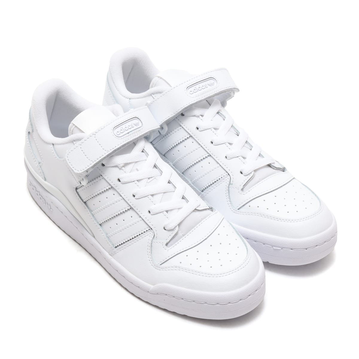 adidas FORUM LOW FOOTWEAR WHITE/FOOTWEAR WHITE/FOOTWEAR WHITE 21SS-I_photo_large