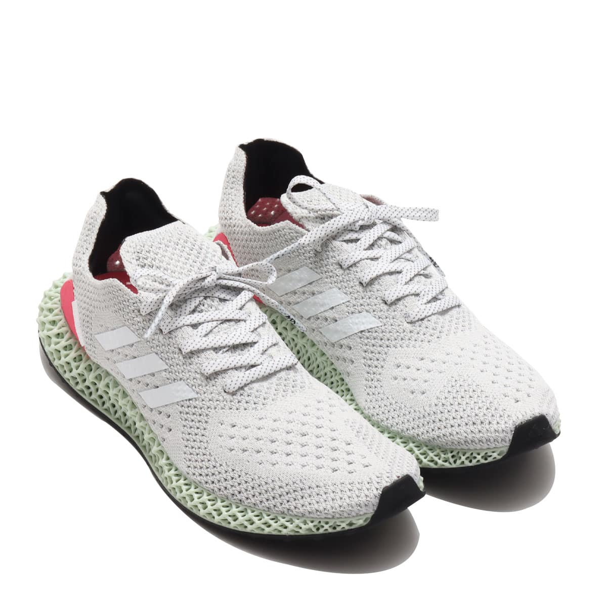 adidas 4D RUNNER AEC CRYSTAL WHITE/FOOTWEAR WHITE/SUPER PINK 20FW-S_photo_large