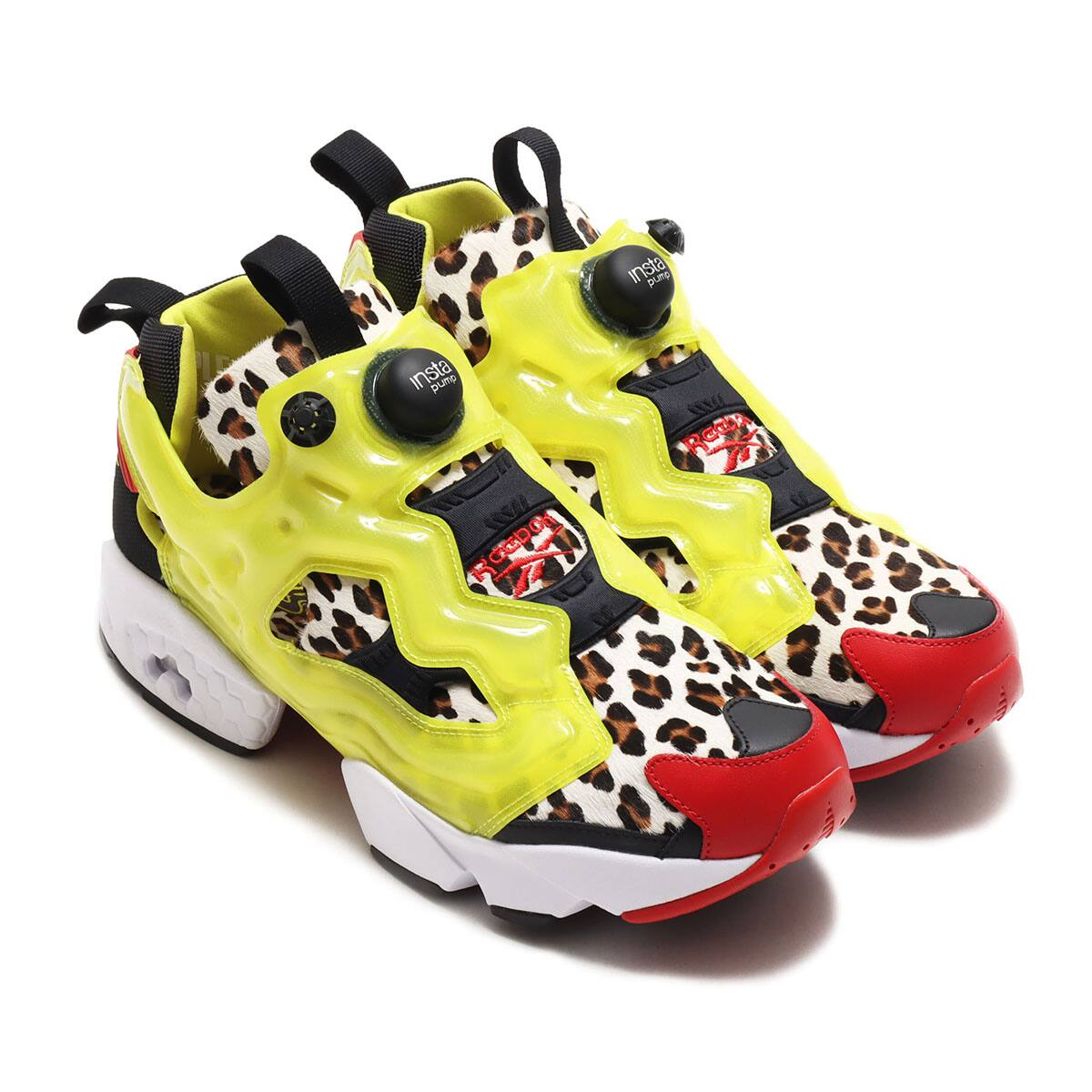 "Reebok x atmos INSTAPUMP FURY ""CITRON ANIMAL"" 20FW-S_photo_large"