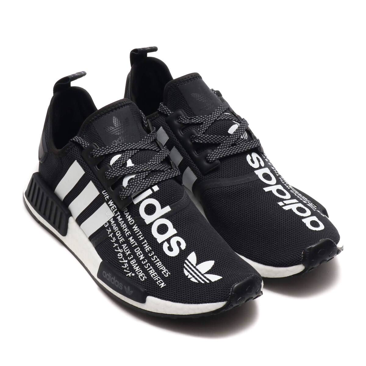 adidas Originals NMD_R1 ATMOS  CORE BLACK/RUNNING WHITE/CORE BLACK 18FW-I_photo_large