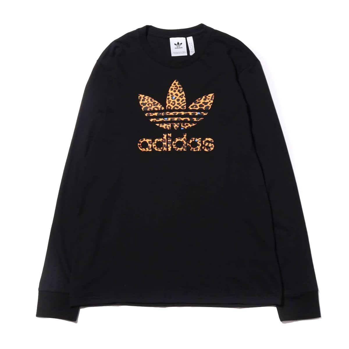 adidas LEPO TREFOIL LS TEE BLACK 19FW-I_photo_large