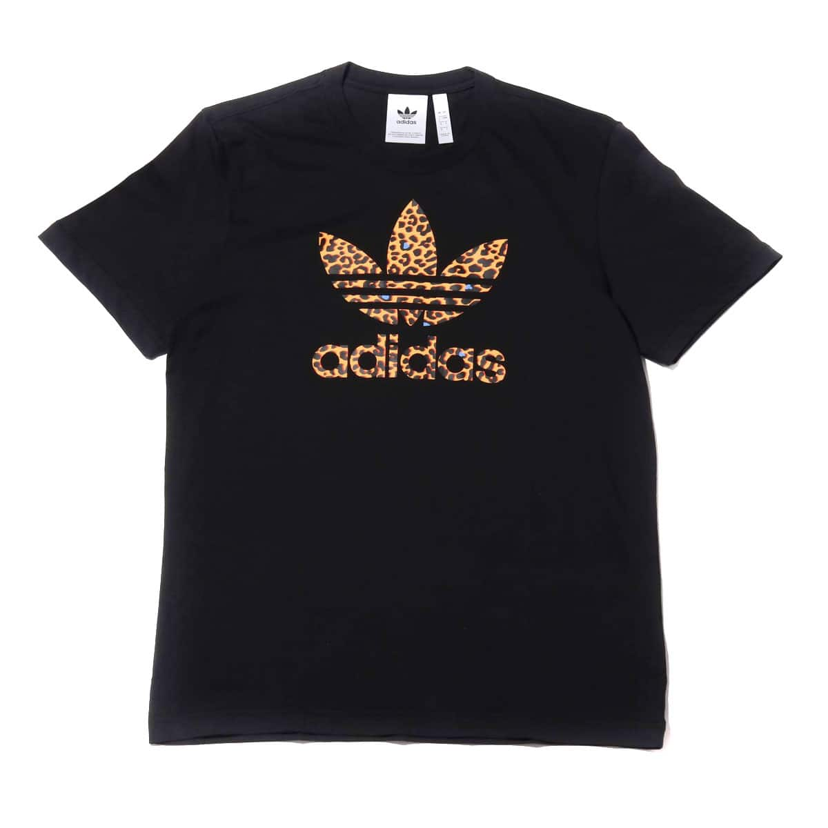 adidas LEPO TREFOIL TEE BLACK 19FW-I_photo_large
