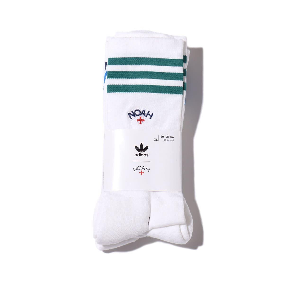 adidas NOAH SOCKS WHITE/MULTICOLOR 20SS-I_photo_large