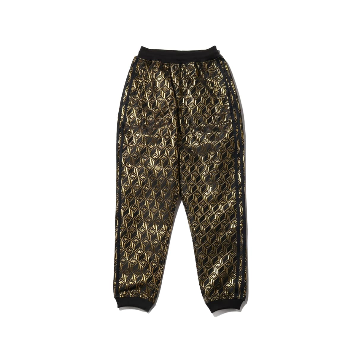adidas PREMIUM SST TRACK PANTS BLACK/GOLD METRIC 20SS-I_photo_large