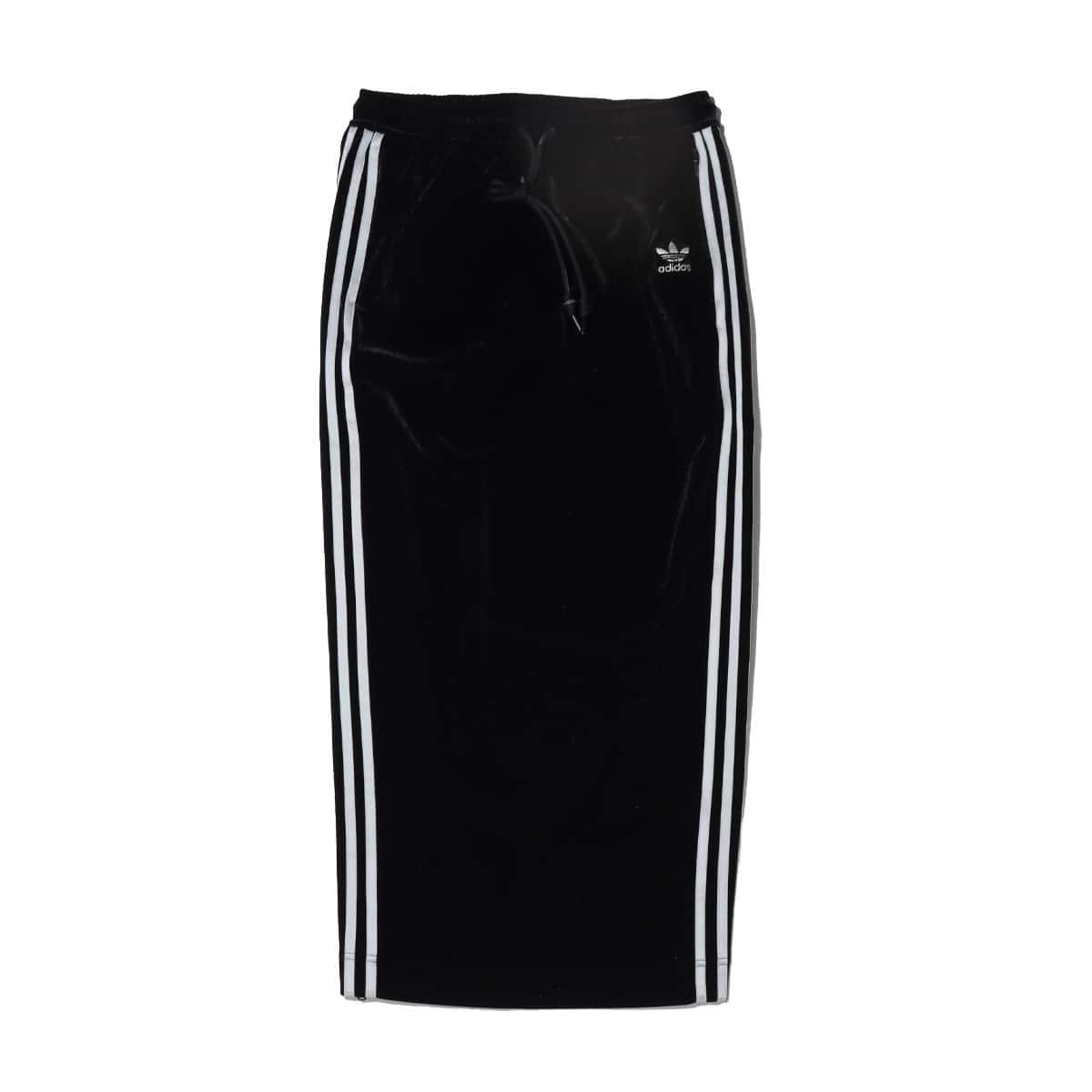adidas Consortium LONG SKIRT AC BLACK 20FW-S_photo_large