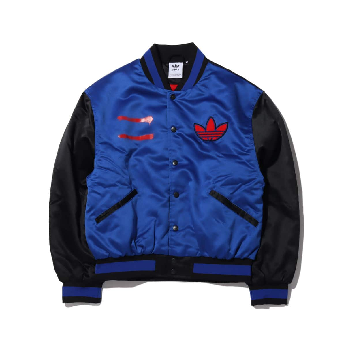 adidas RUN DMC VARSITY COLLEGE ROYAL/BLACK/WHITE/SCURLET 20SS-S_photo_large