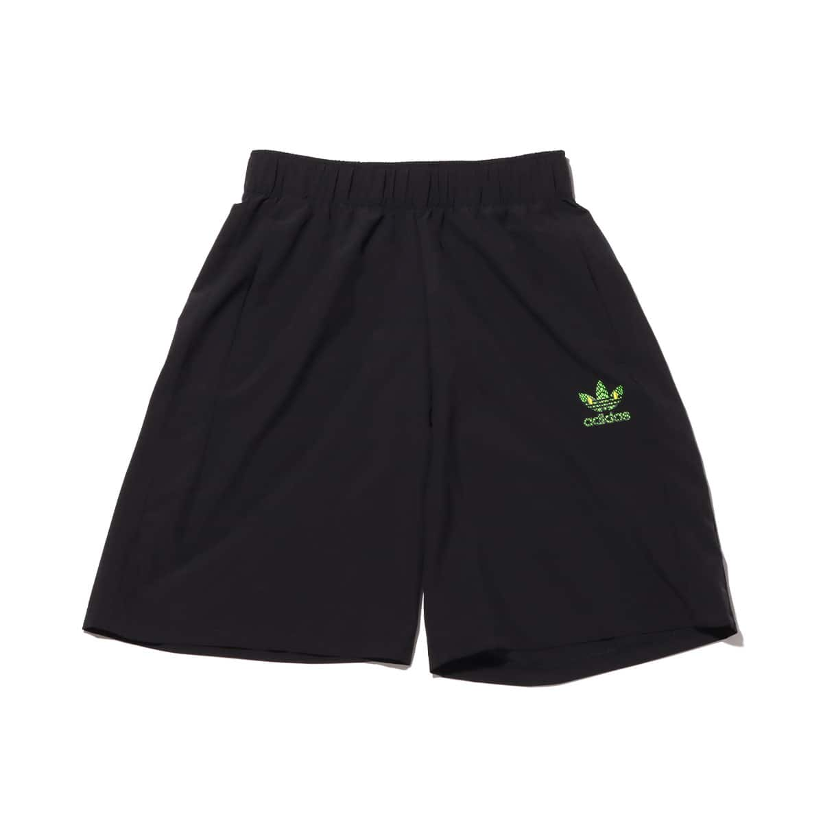 "adidas GID SHORTS ATMOS ""G-SNK"" BLACK/BLACK 20SS-S_photo_large"