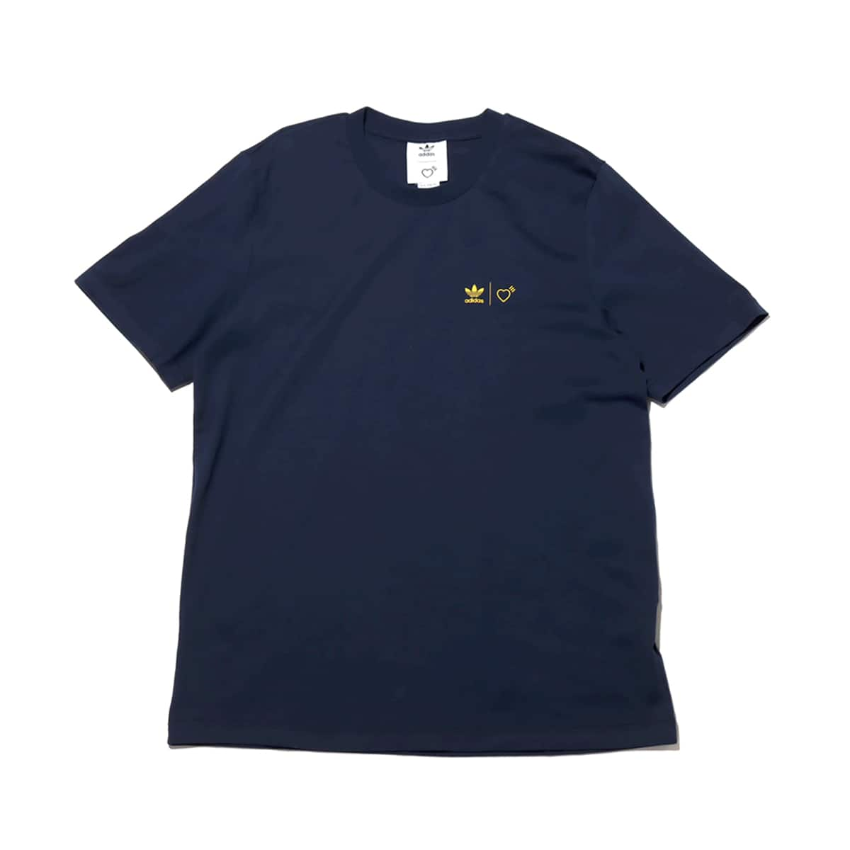 adidas HM GRAPHIC TEE COLLEGIATE NAVY 21SS-S_photo_large
