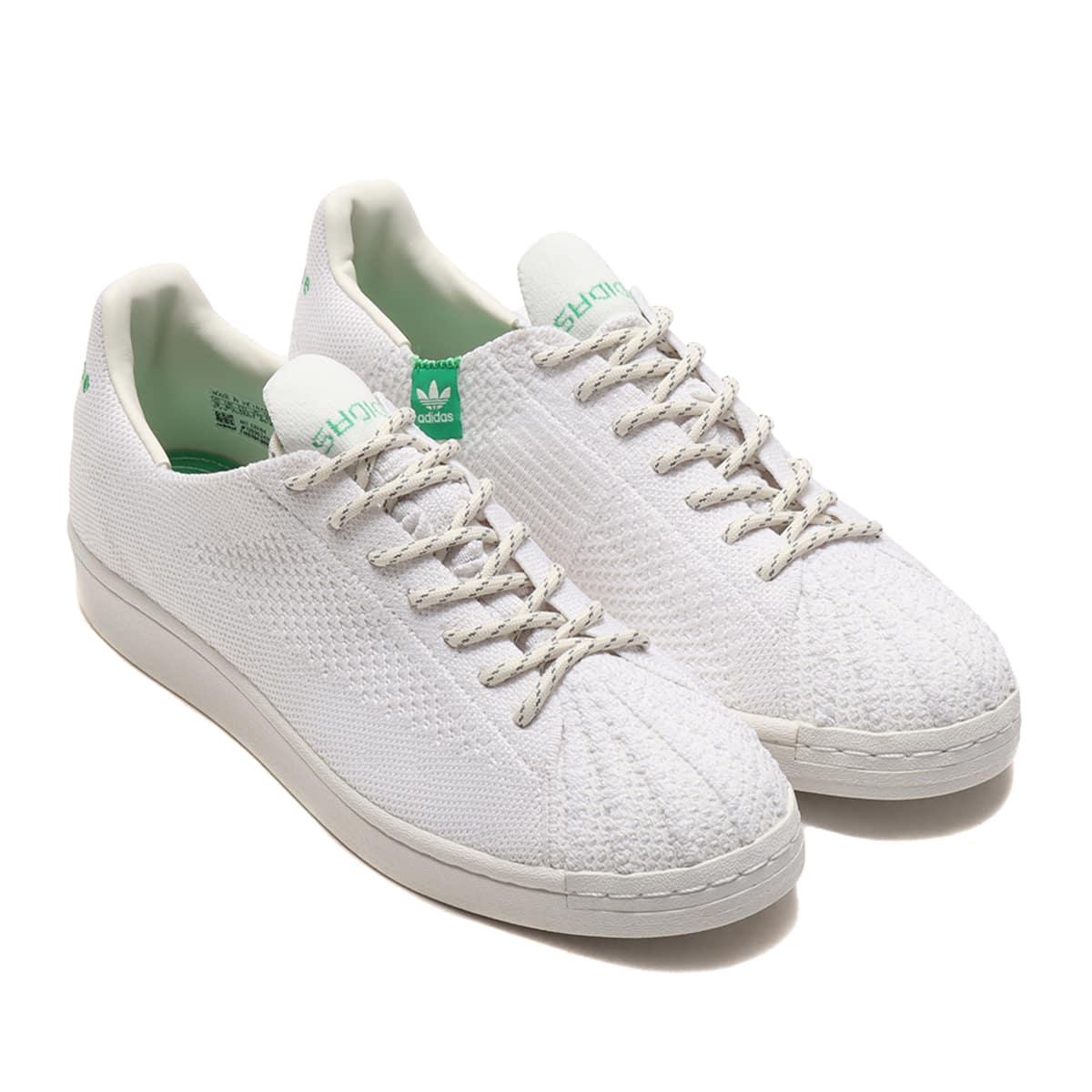 adidas PW SST PK CORE WHITE/CORE WHITE/VIVID GREEN 21SS-S_photo_large