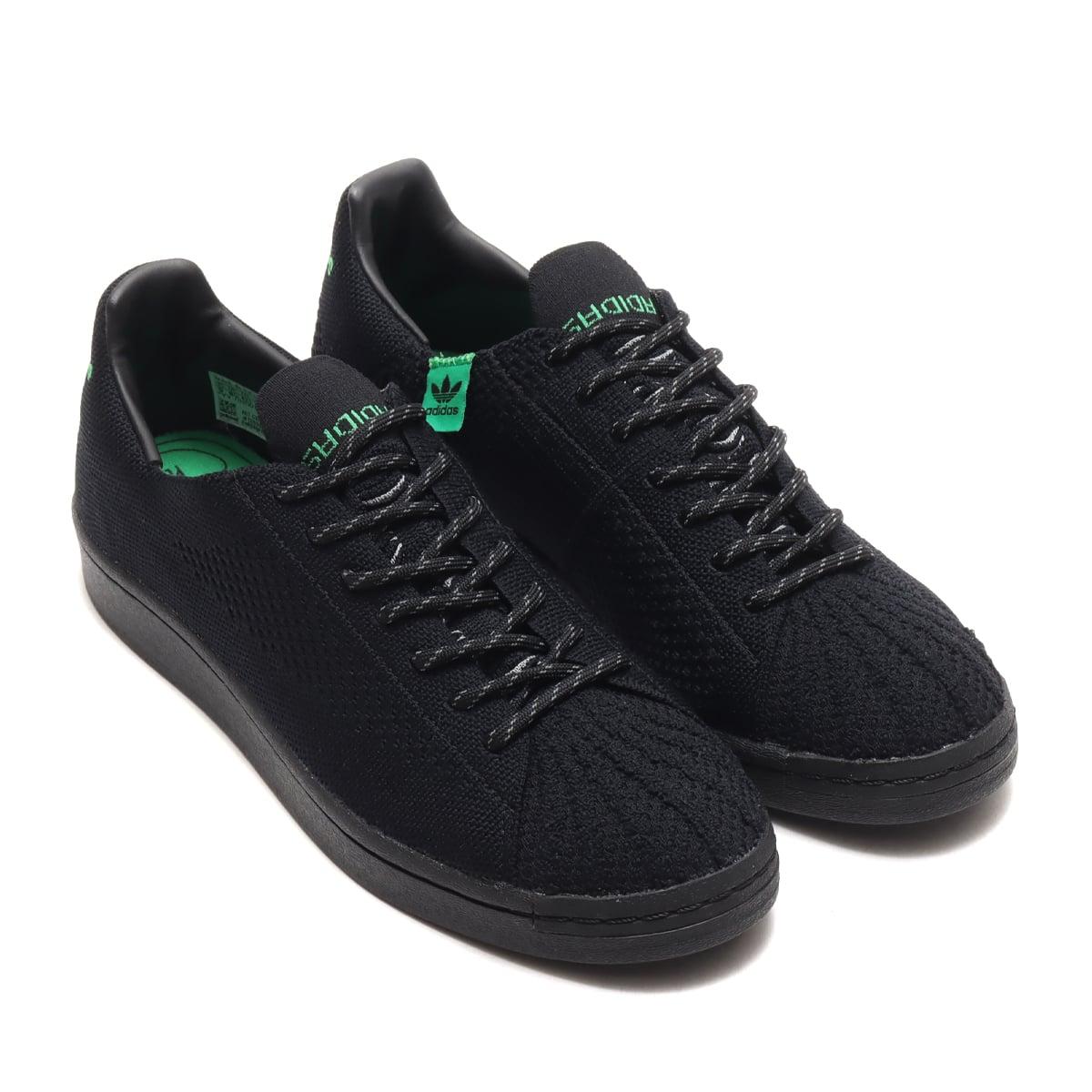 adidas PW SST PK CORE BLACK/CORE BLACK/VIVID GREEN 21SS-S_photo_large