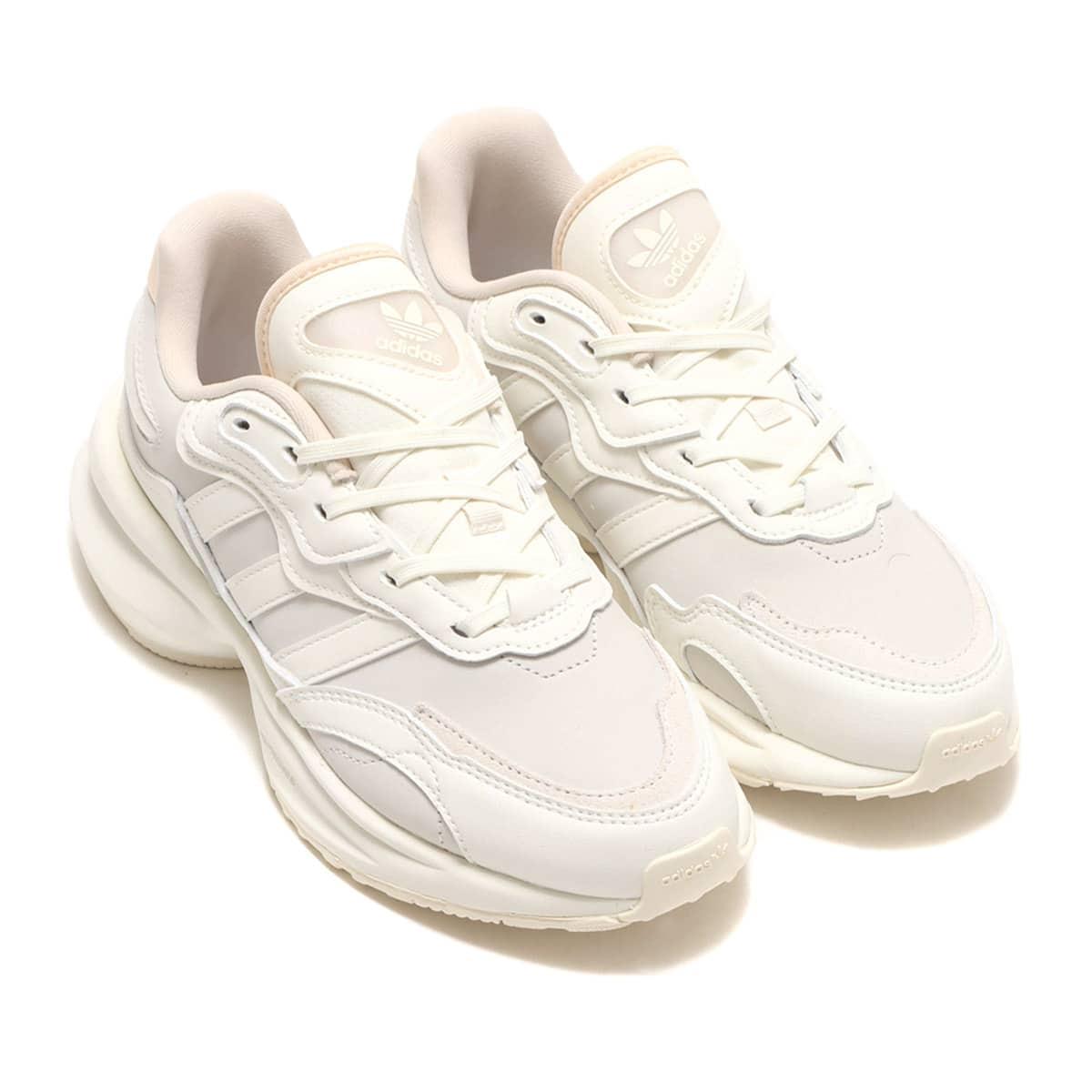 adidas ZENTIC W OFF WHITE/OFF WHITE/HALO IVORY 21FW-I_photo_large