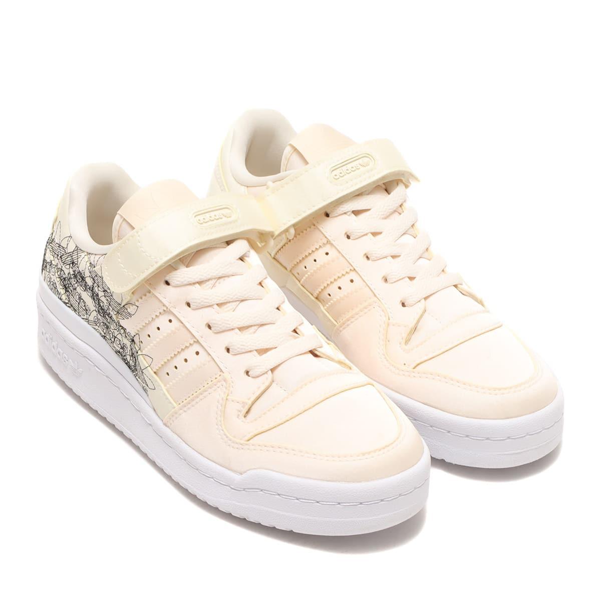 adidas FORUM 84 LOW W WONDER WHITE/CREAM WHITE/FOOTWEAR WHITE 21FW-I_photo_large
