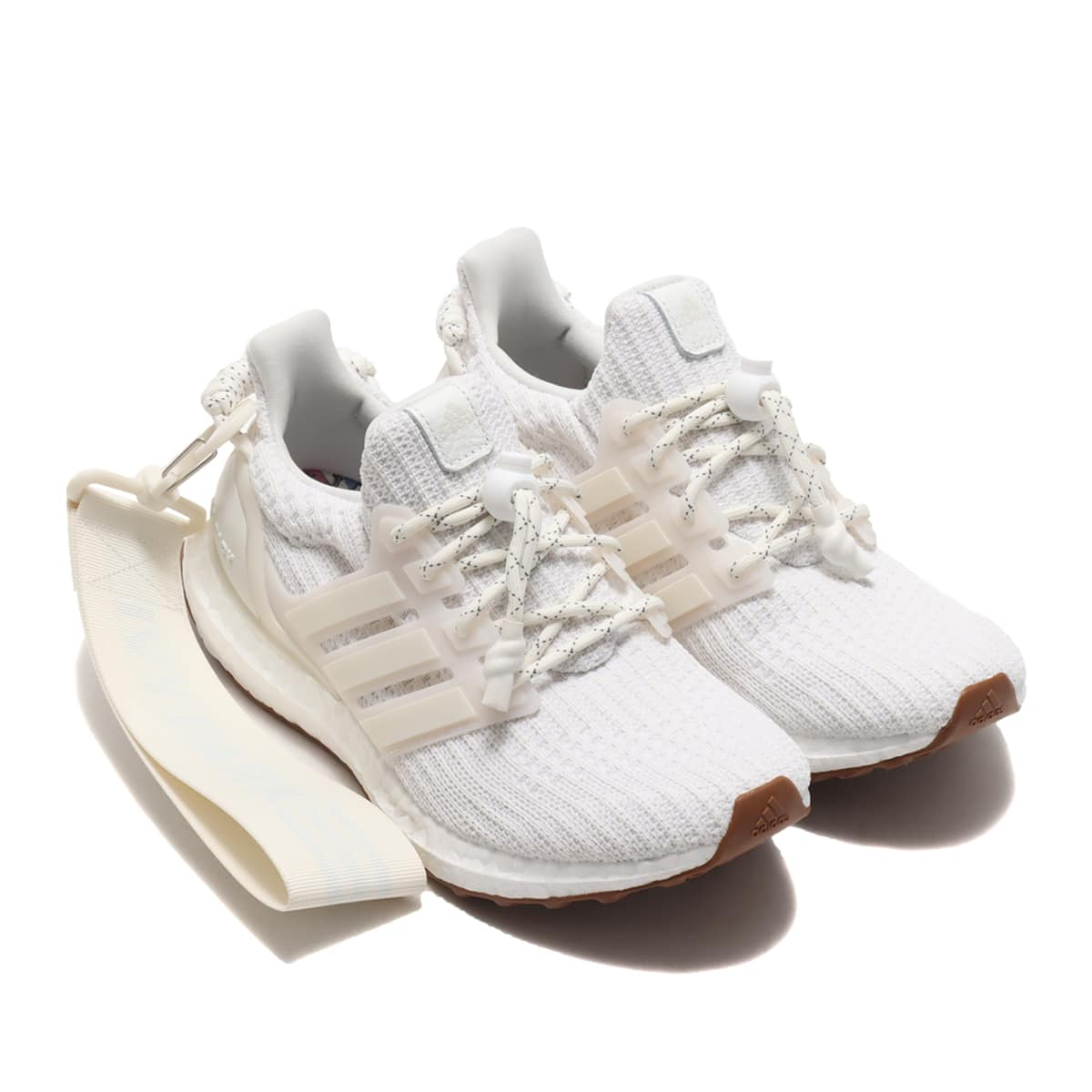 adidas IVP ULTRA BOOST OG CORE WHITE/OFF WHITE/WILD BROWN 21SS-S_photo_large