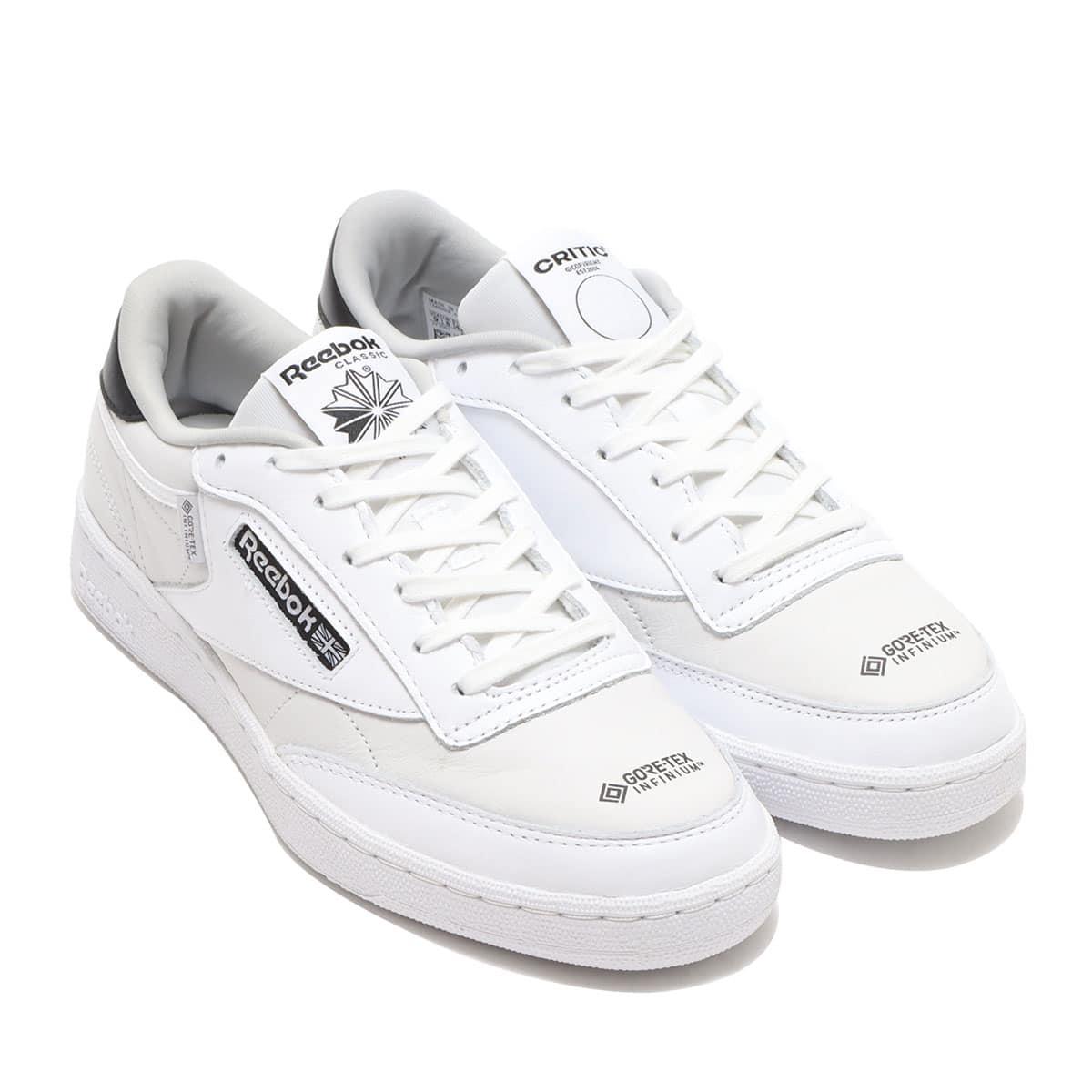 Reebok Club C 85 GTX FOOTWEAR WHITE/CORE BLACK/PURE GRAY 21FW-S_photo_large