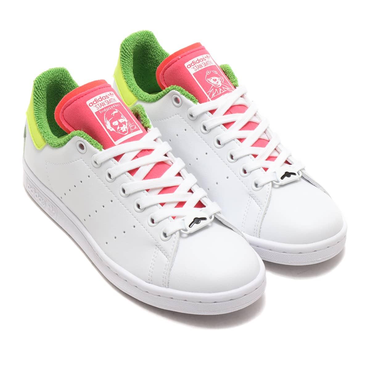 adidas STAN SMITH FOOTWEAR WHITE/FOOTWEAR WHITE/PANTONE 21SS-S_photo_large