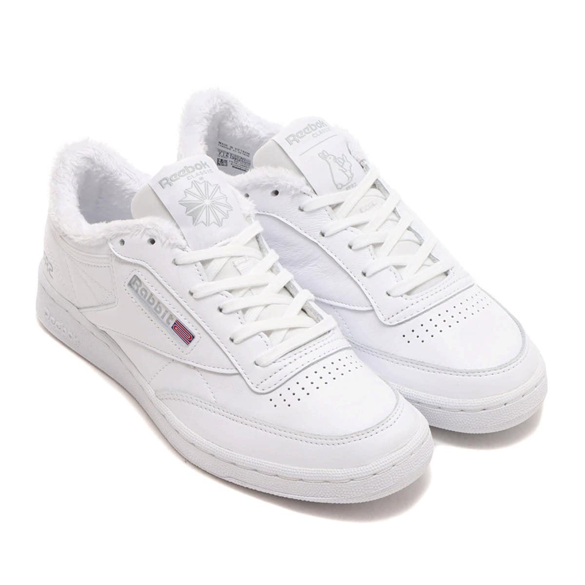 Reebok atmos FR2 CLUB C 85 FR2 FOOTWEAR WHITE/FOOTWEAR WHITE/PURE GRAY 21FW-I_photo_large
