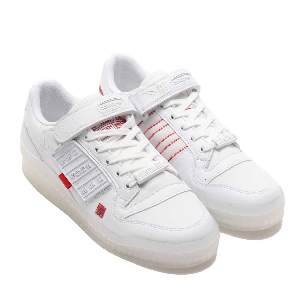 adidas FORUM LOW FOOTWEAR WHITE/FOOTWEAR WHITE/CRYSTAL WHITE 21SS-S_photo_large