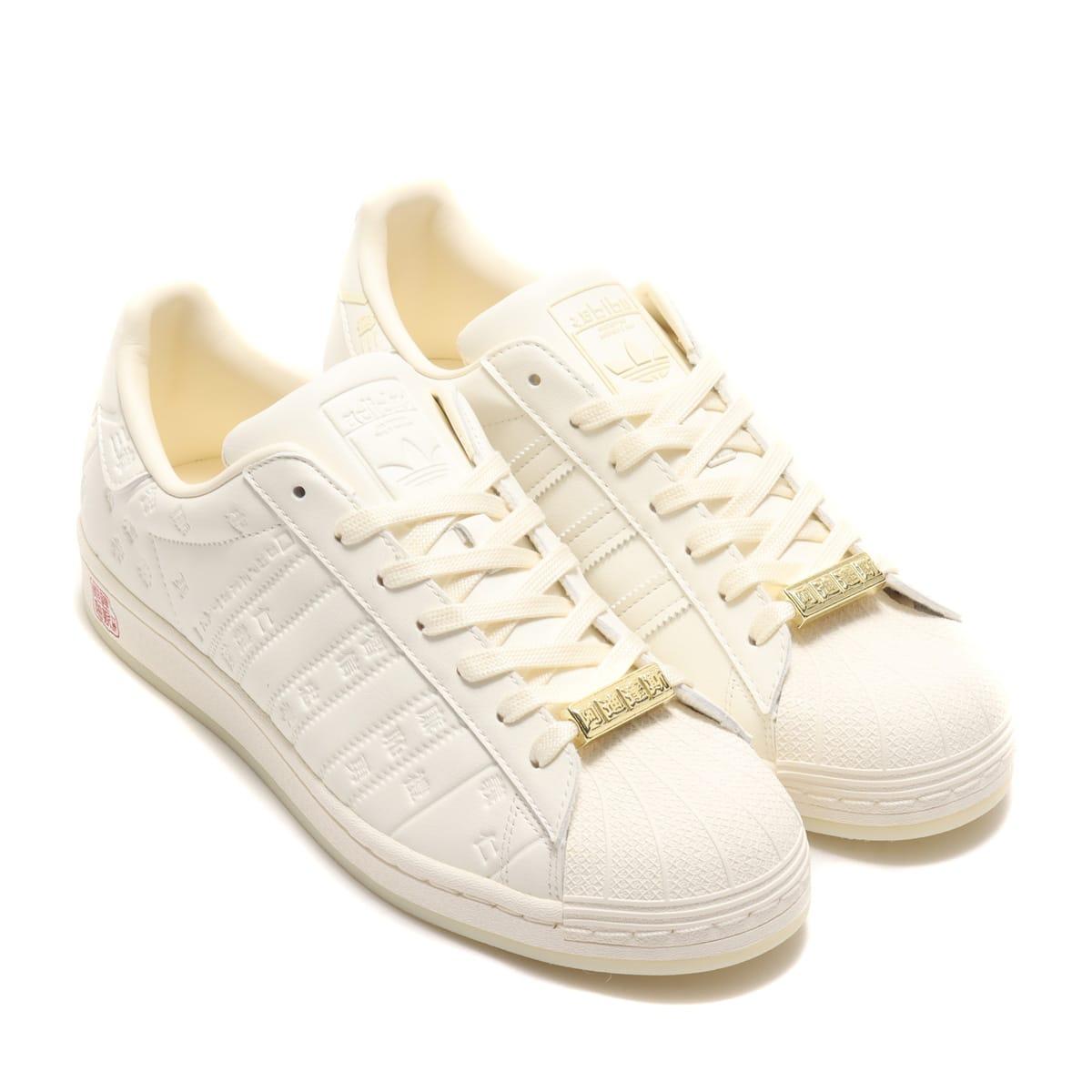 adidas SST CREAM WHITE/CREAM WHITE/GOLD METALLIC 21SS-S_photo_large