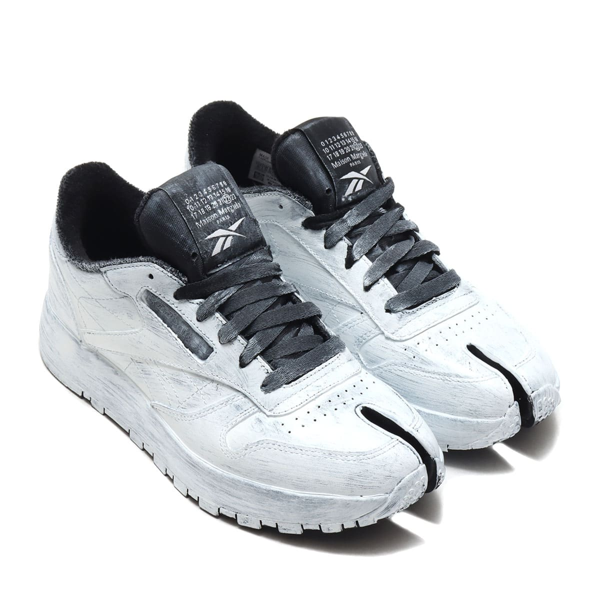 Reebok Maison Margiela PROJECT 0 CL BLACK/WHITE/BLACK 21SS-S_photo_large