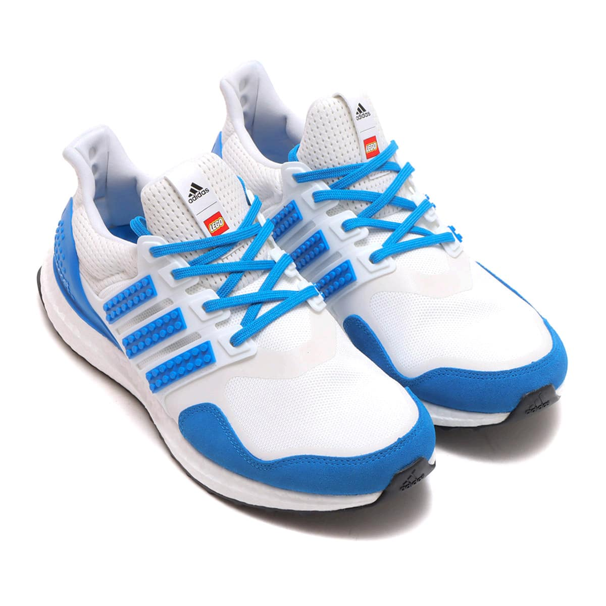 adidas ULTRABOOST X LEGO FOOTWEAR WHITE/SHOCK BLUE/CORE BLACK 21FW-S_photo_large