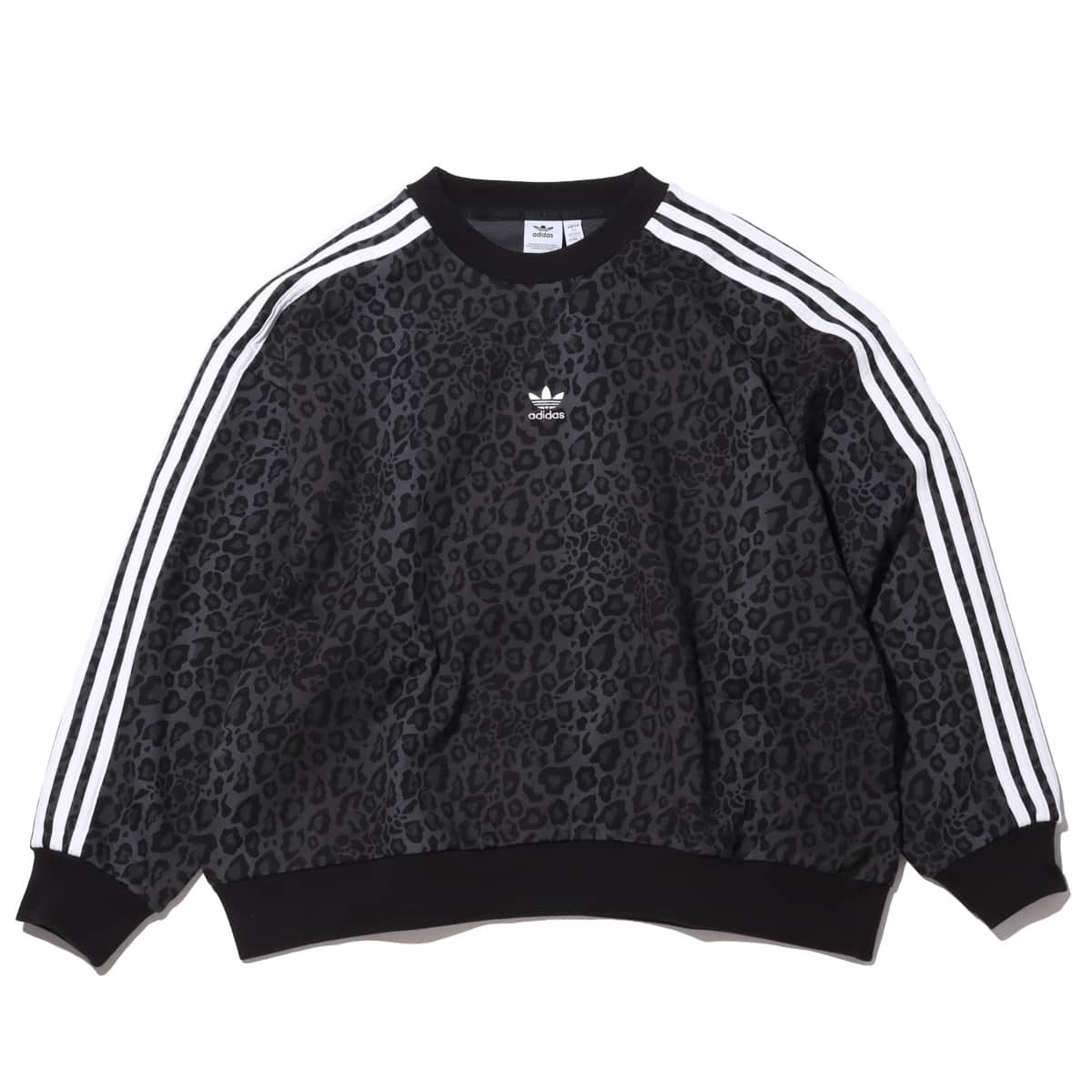 adidas CREW SWEATSHIRT MULTI COLOR/BLACK 21SS-I_photo_large