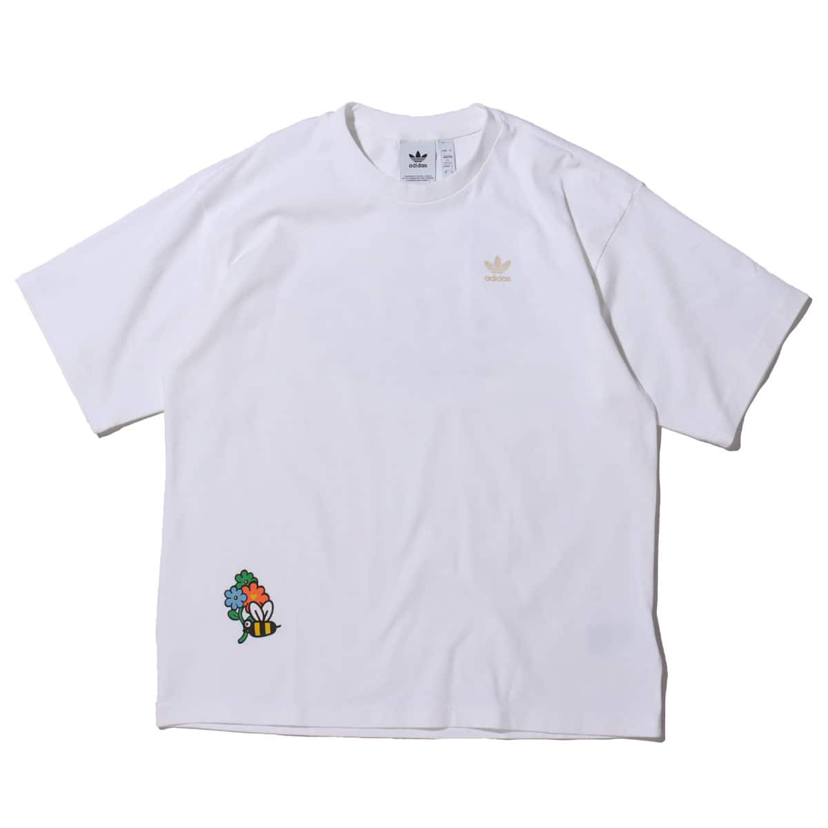 adidas Tee SS WHITE 21SS-S_photo_large