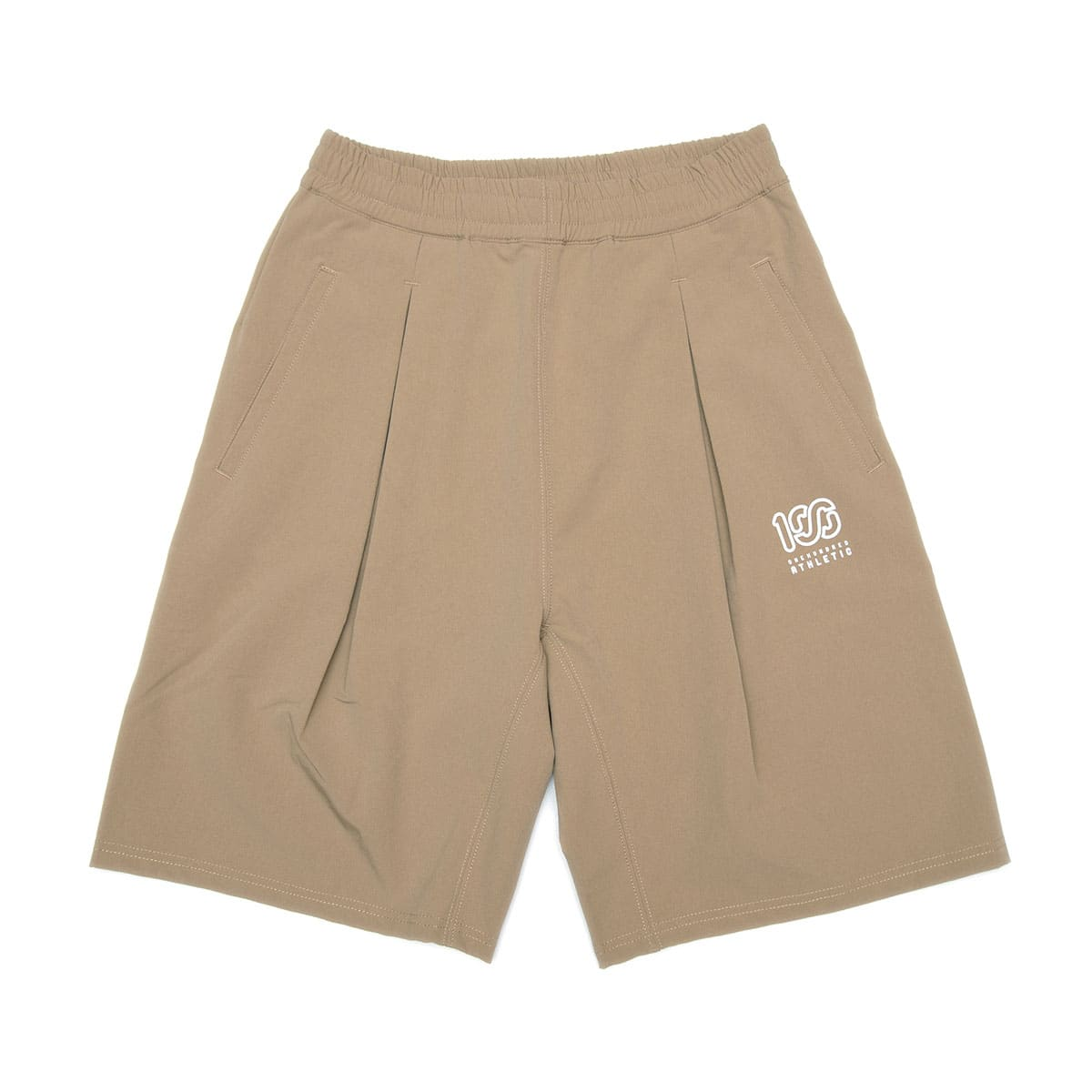 100A BAGGY SHORTS BEIGE 20SU-I_photo_large