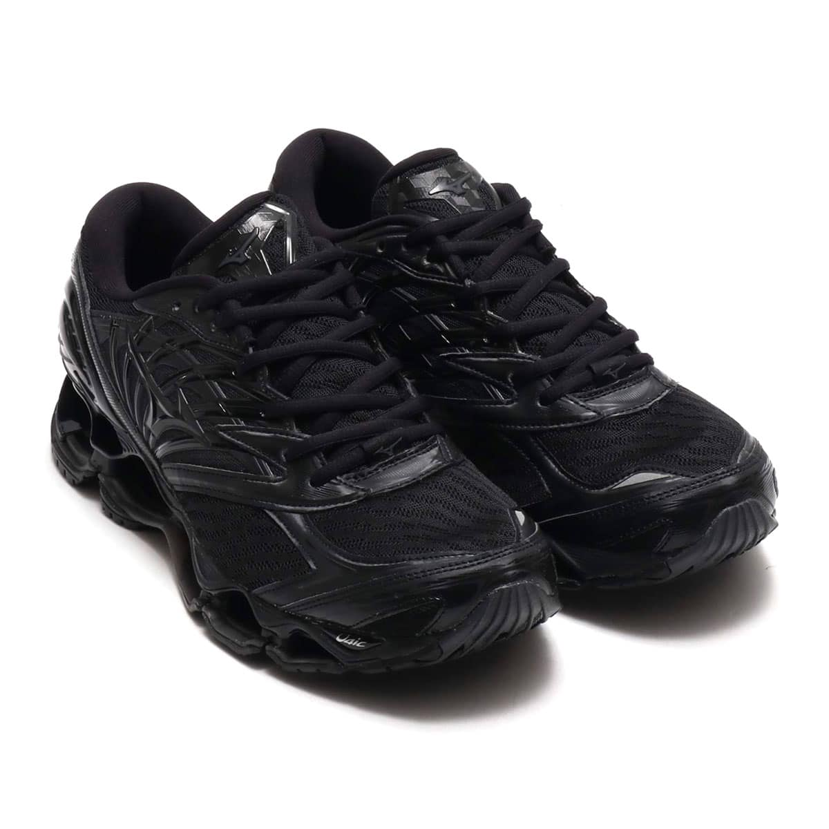 MIZUNO WAVE PROPHECY 8 BLACK/SILVER 19AW-I_photo_large