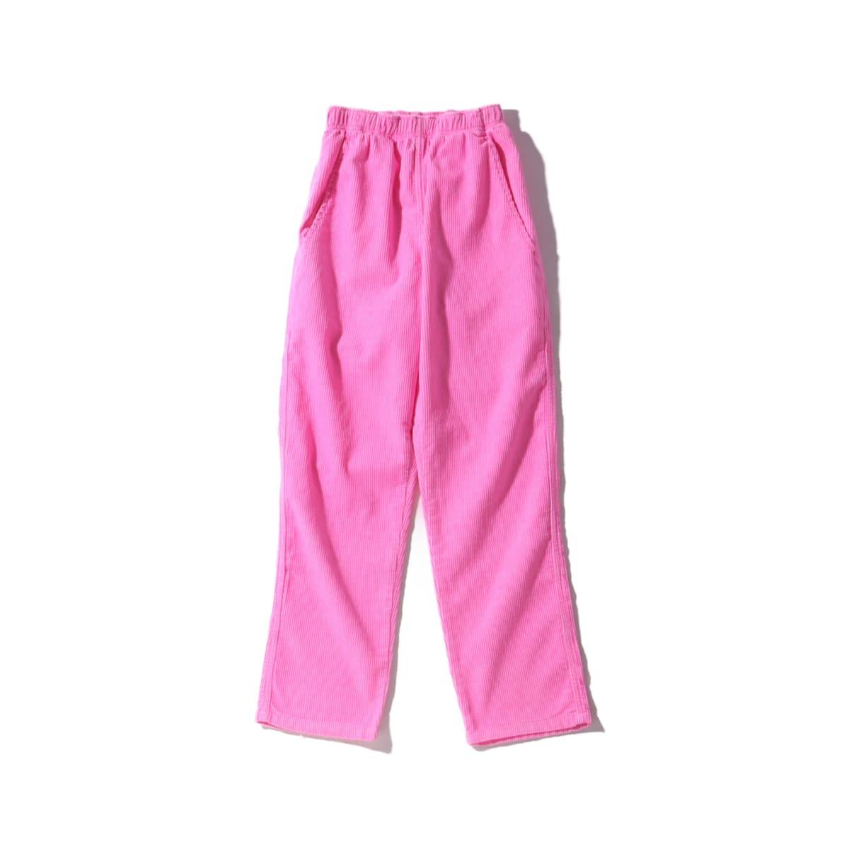 atmos pink コーデュロイ カラーパンツ TX PINK 19HO-I_photo_large