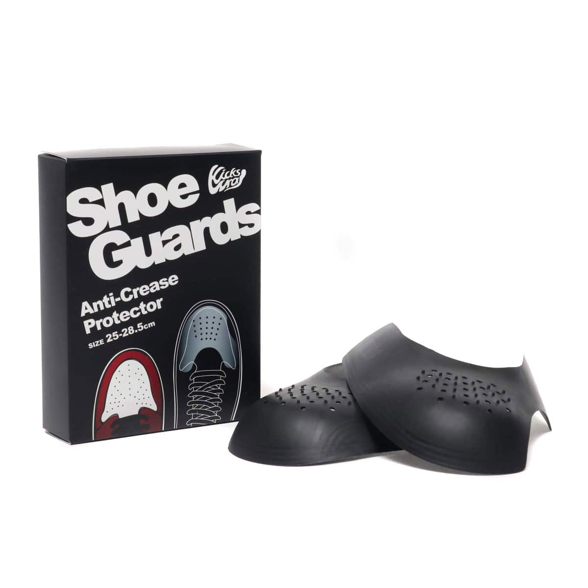 KicksWrap Shoe Guards black 19HO-I_photo_large