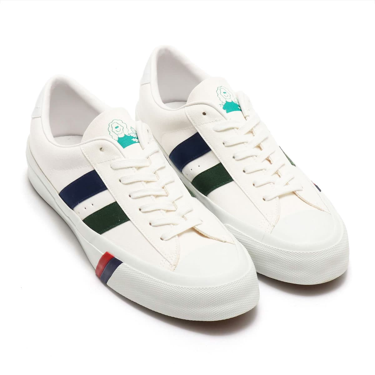 PRO-Keds CLASSIC ROYAL PLUS atmos x FACE WHITE 19SS-S_photo_large