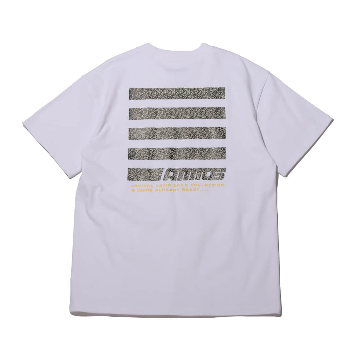 atmos ALL RIGHTS RESEVED TEE WHITE 21SP-I_photo_large