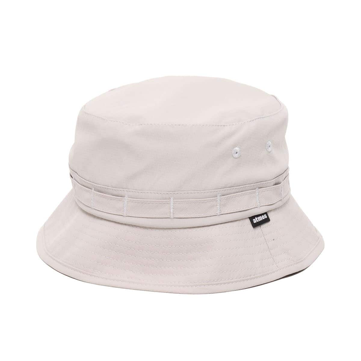 atmos RIP STOP JUNGLE HAT BEIGE 21SP-I_photo_large