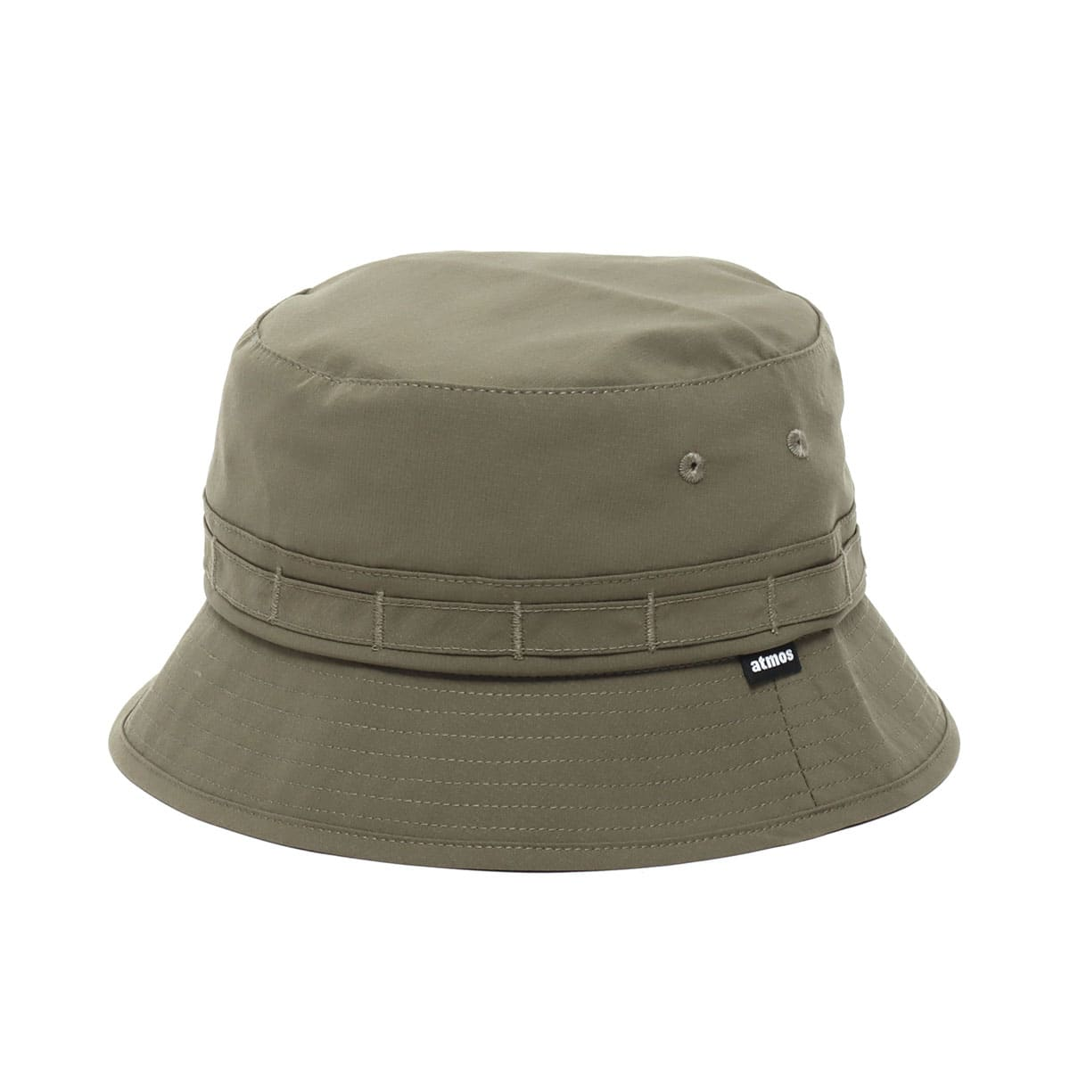 atmos RIP STOP JUNGLE HAT OLIVE 21SP-I_photo_large