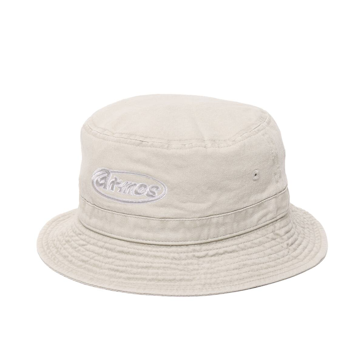 atmos CLASSIC A BUCKET HAT SAND 21SP-I_photo_large