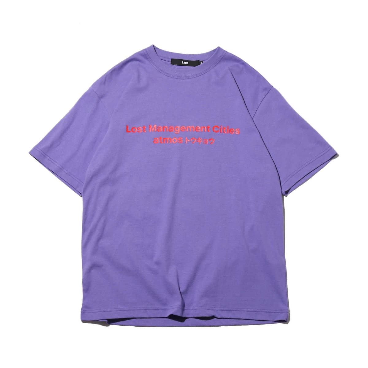 LMC x ATMOS PREQUEL TEE  PURPLE 18FW-S_photo_large