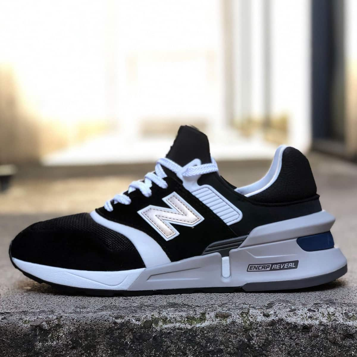 New Balance MS997HGA  BLACK/WHITE_photo_large