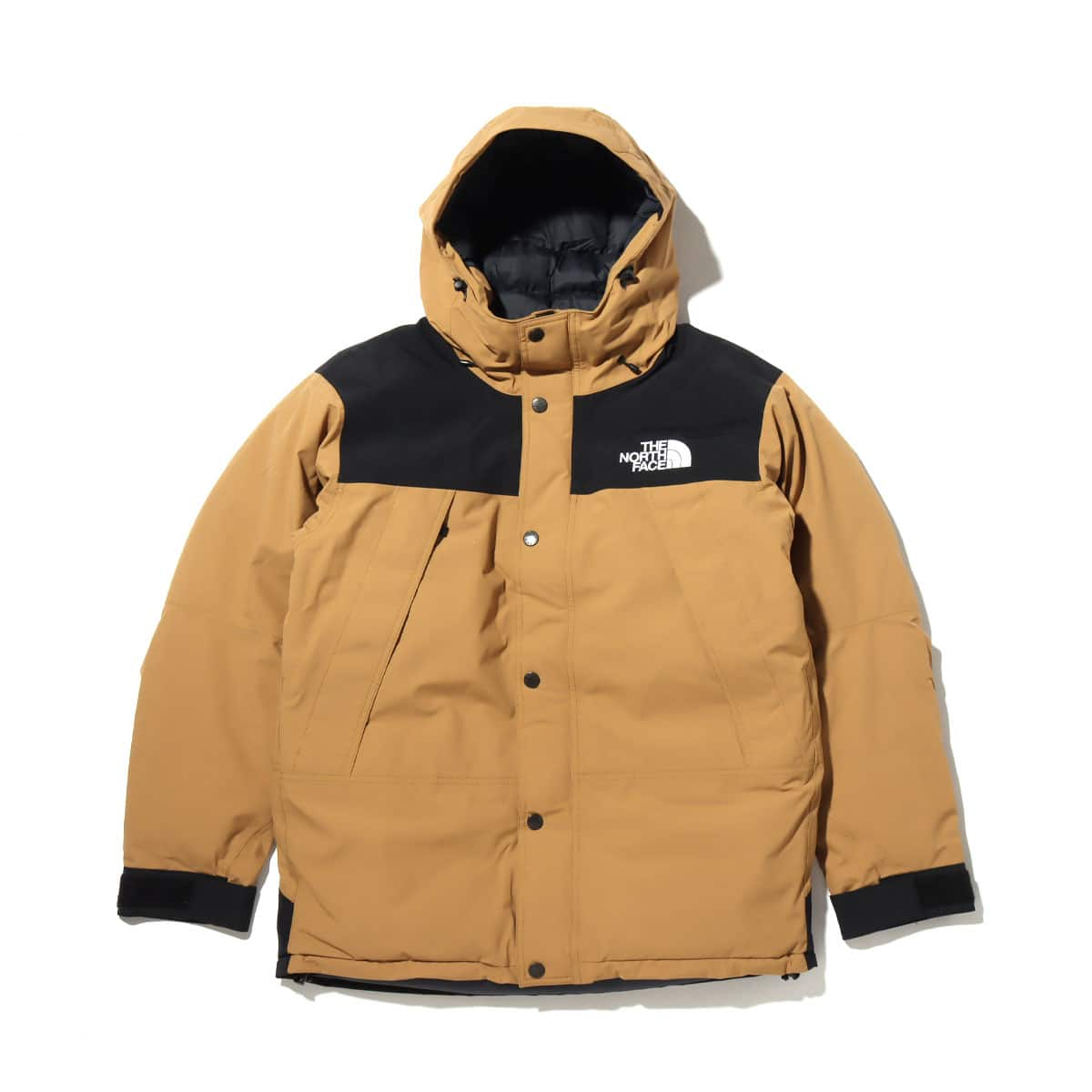 THE NORTH FACE MOUNTAIN DOWN JACKET UTILITY BROWN 20FW-I_photo_large