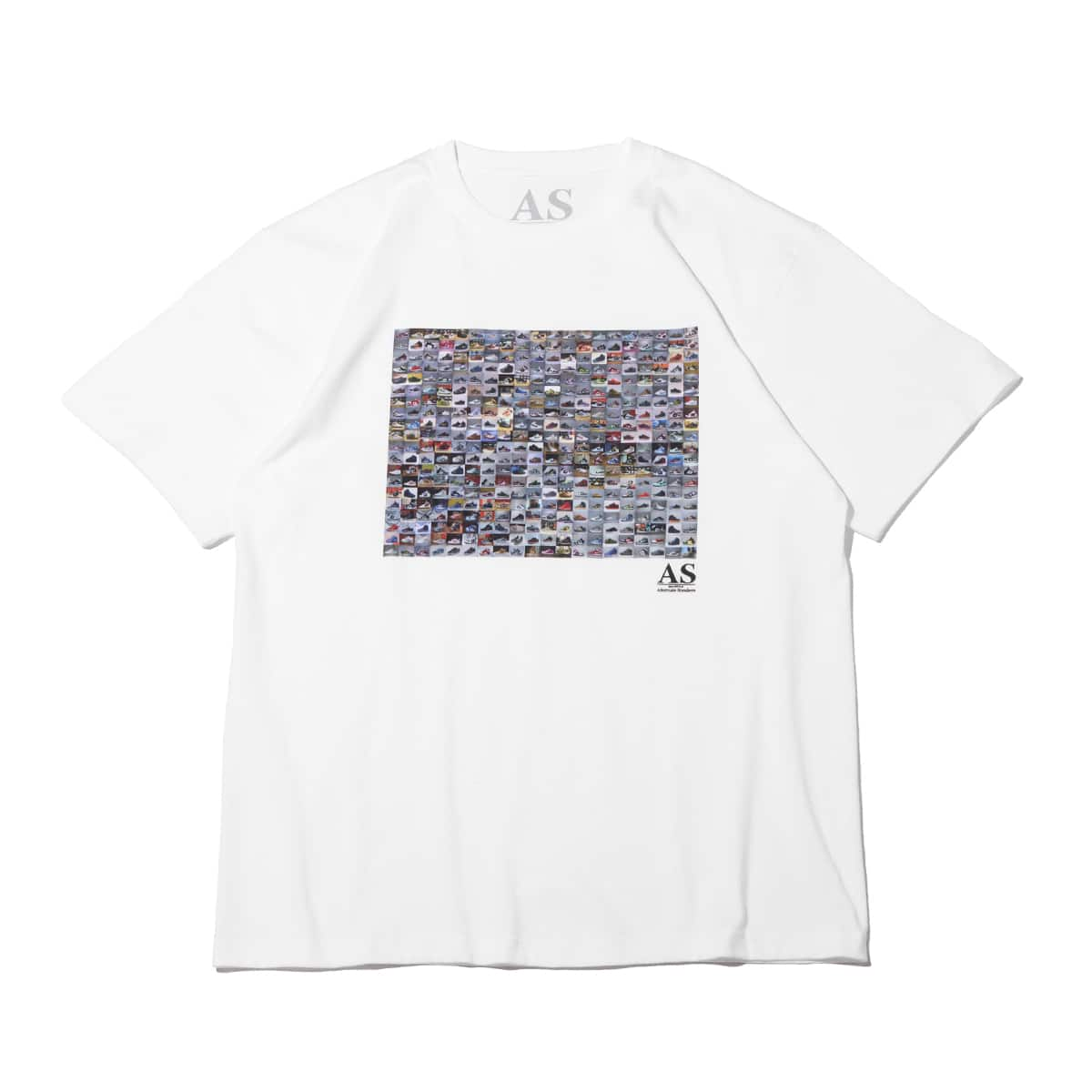 Alternate Sneakers SNEAKERS PHOTO TEE WHITE 21SP-I_photo_large