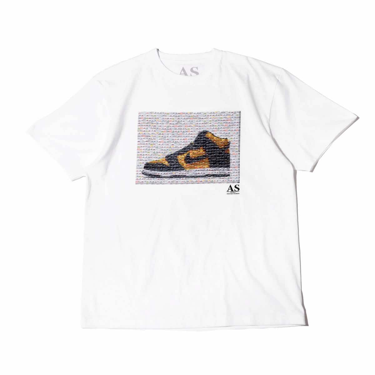 Alternate Sneakers MICHIGAN TEE WHITE 21SP-I_photo_large