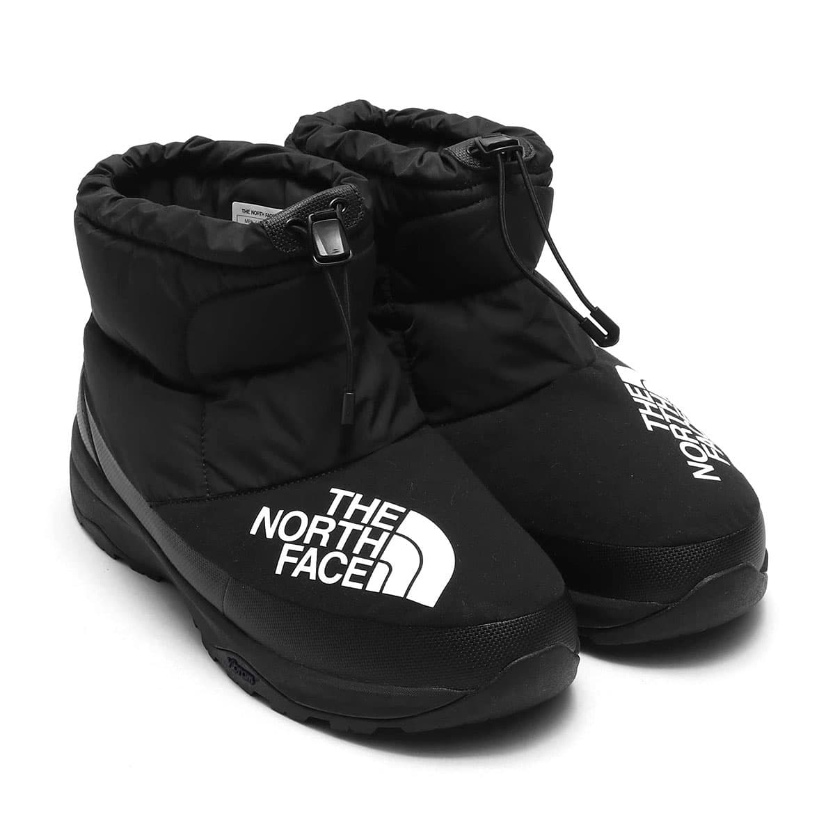 THE NORTH FACE x ATMOS LAB NUPTSE DOWN BOOTIE  ブラック 18FW-S_photo_large
