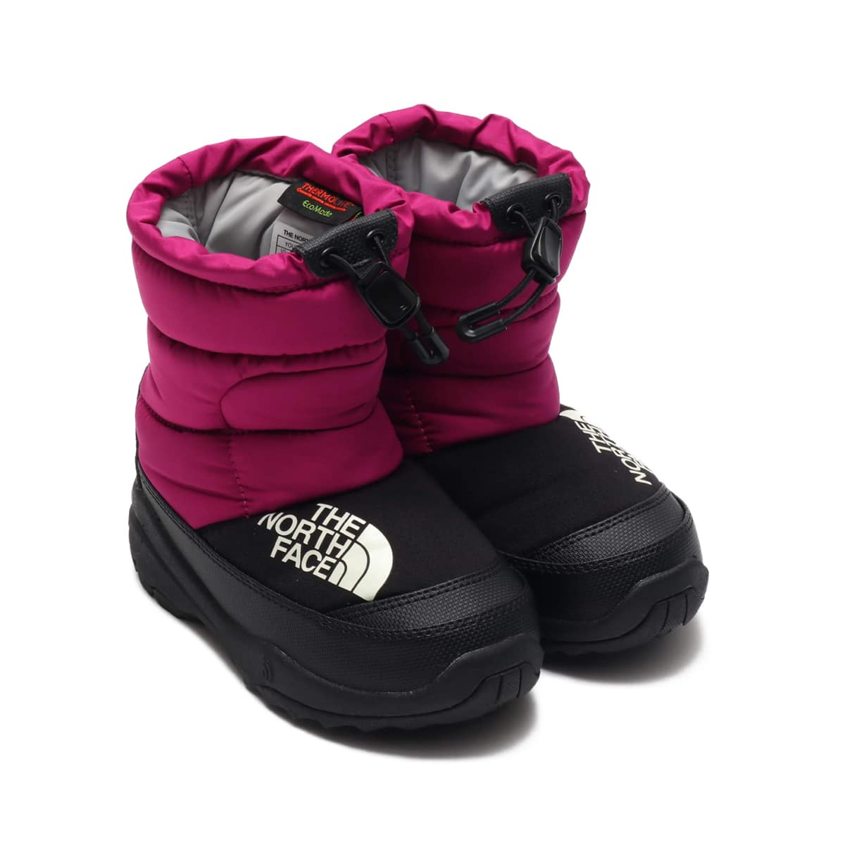 THE NORTH FACE K NUPTSE BOOTIE VI ロックスバリーピンク 19FW-I_photo_large