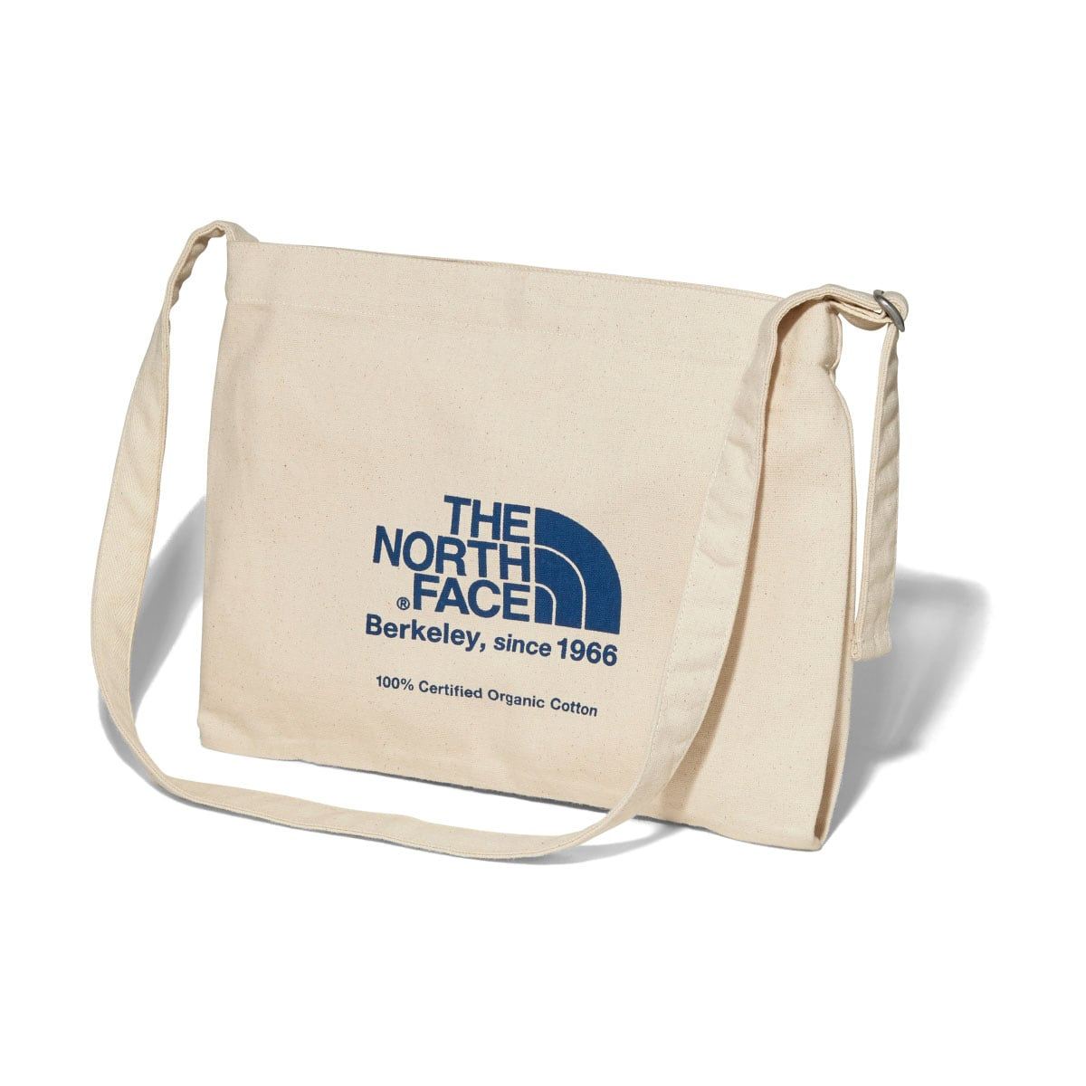 THE NORTH FACE MUSETTE BAG ナチュラル x ソーダライトブルー 19SS-I_photo_large
