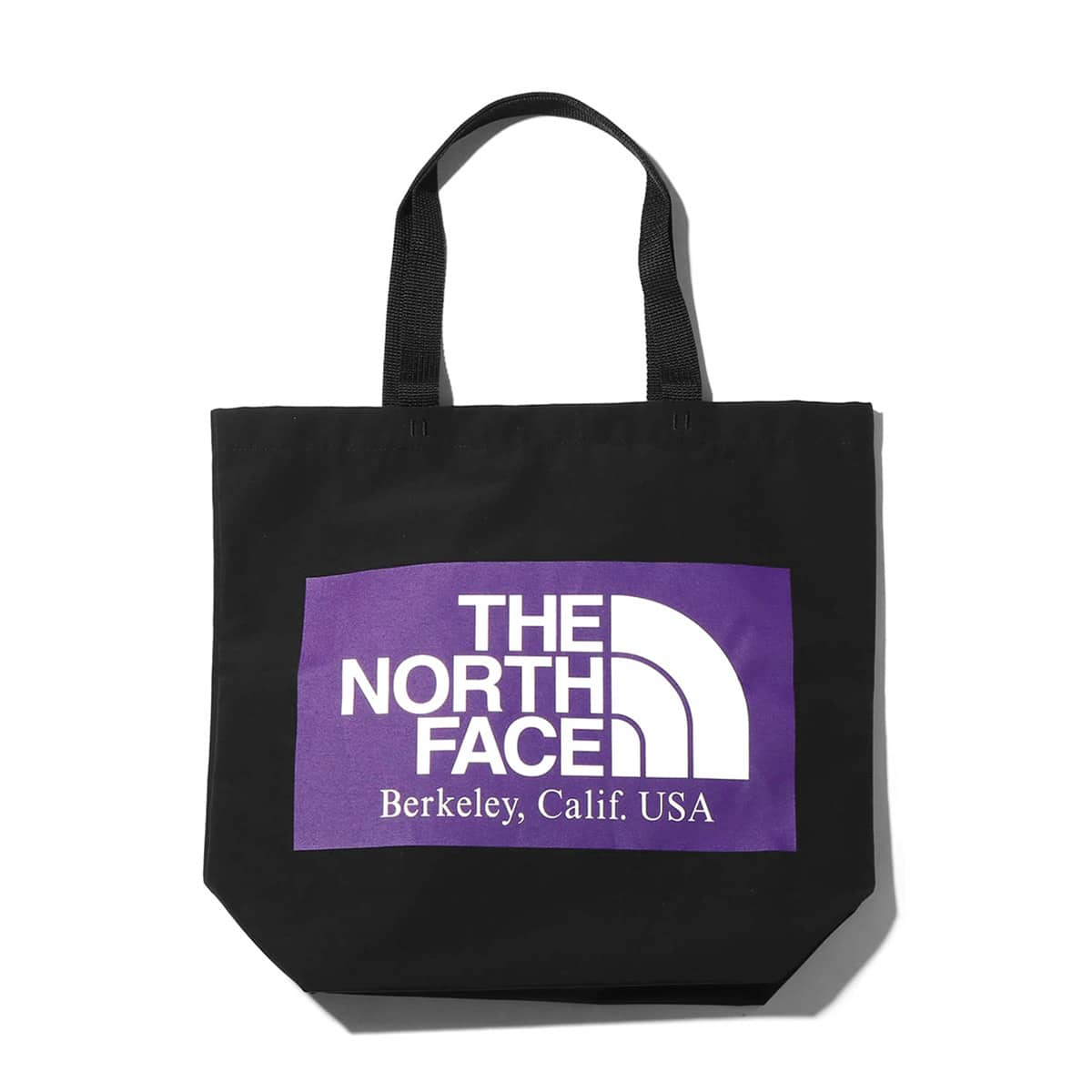 THE NORTH FACE PURPLE LABEL LOGO TOTE BLACK 19FW-I_photo_large