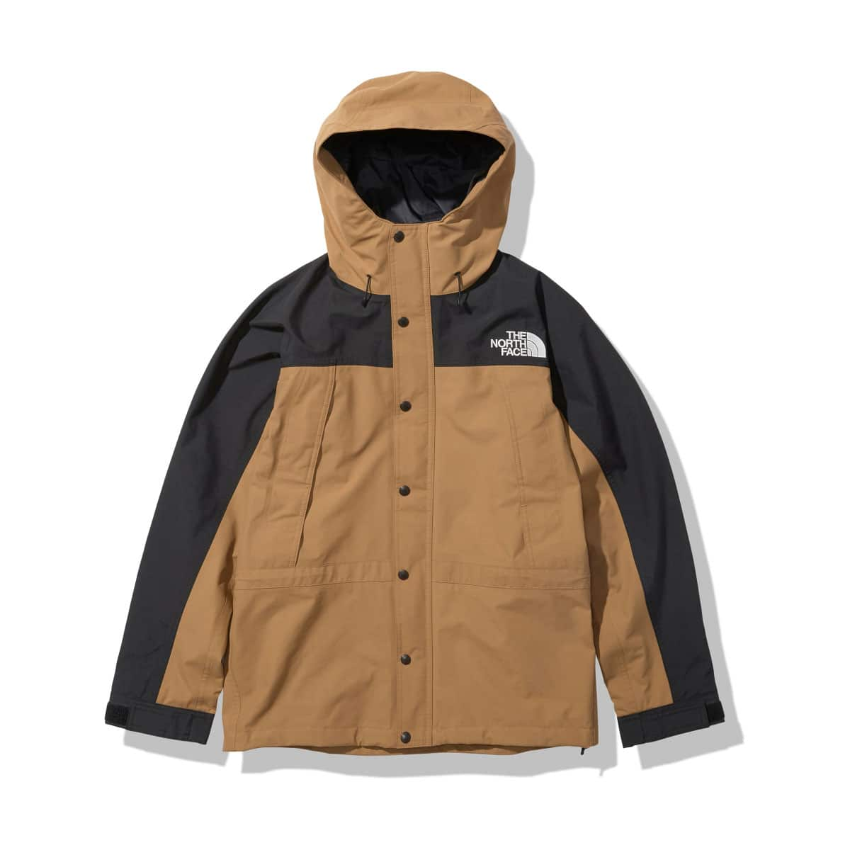 THE NORTH FACE MOUNTAIN LIGHT JACKET UTILITY BROWN 20FW-I_photo_large