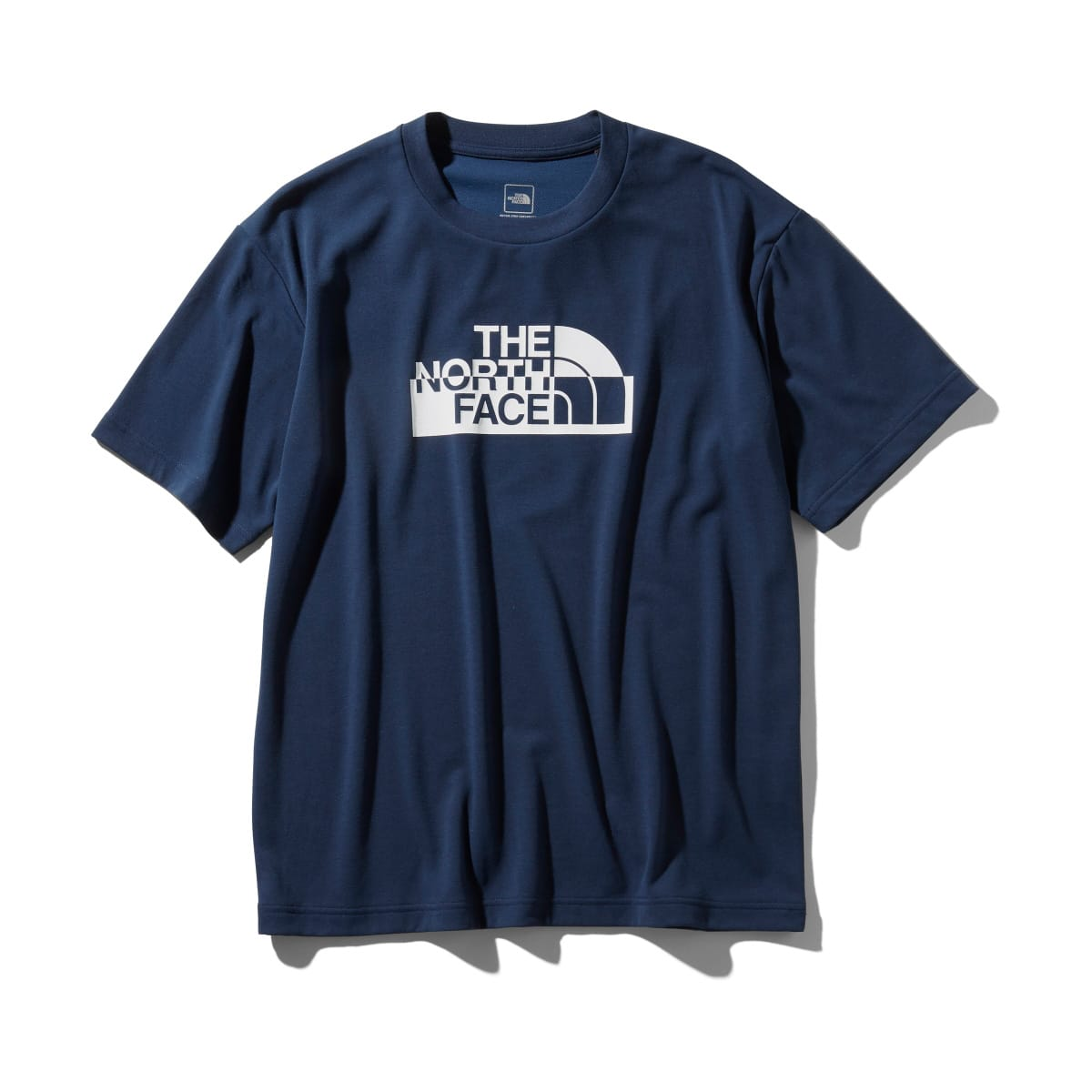 THE NORTH FACE S/S WATERSIDE GRAPHIC TEE  コズミックブルー 19SS-I_photo_large